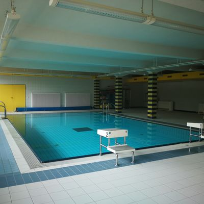 Halle Nord Schwimmbad